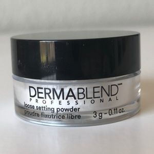 5 FOR $25! DERMABLEND Loose Setting Powder